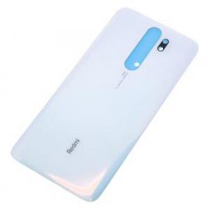 Tapa trasera para Xiaomi Redmi Note 8 Pro- Blanco