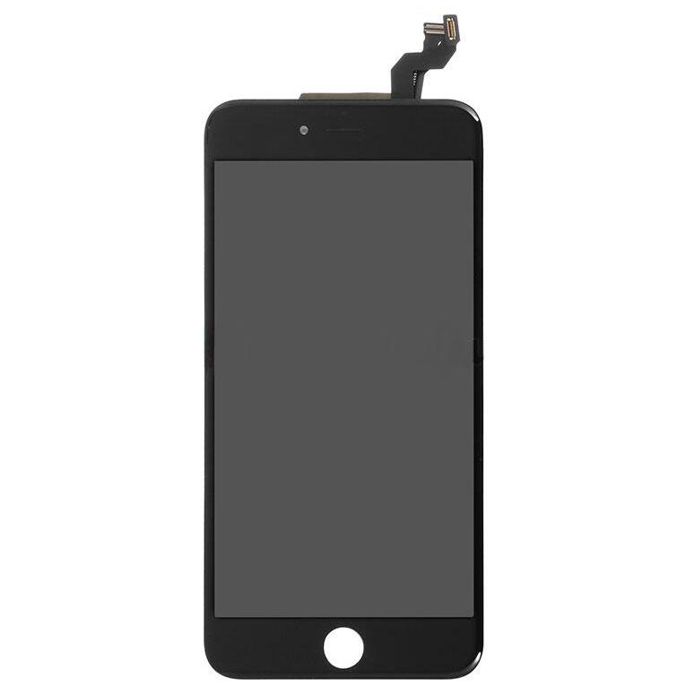 Pantalla Completa para iPhone 6s Plus - Negro (Original Remanufacturada)