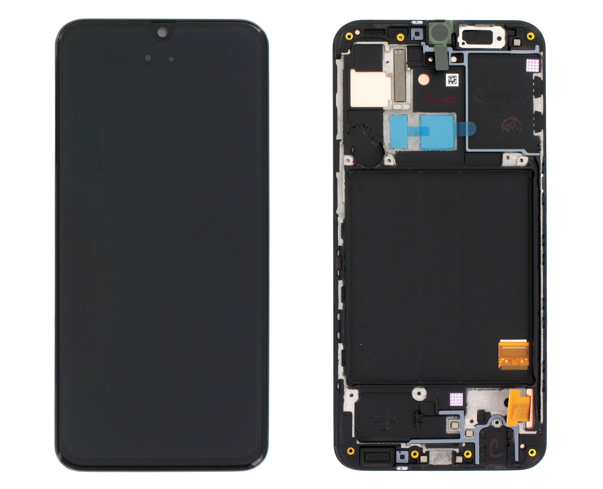 Pantalla Completa Original LCD Y Táctil para Samsung Galaxy A40 A405F - Negro