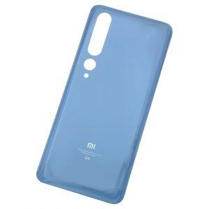 Tapa trasera para Xiaomi Mi 10 5G - Color Azul