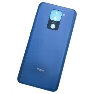 Tapa trasera para Xiaomi Redmi Note 9 y Redmi 10X 4G - Azul
