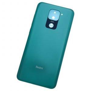 Tapa trasera para Xiaomi Redmi Note 9 y Redmi 10X 4G - Verde