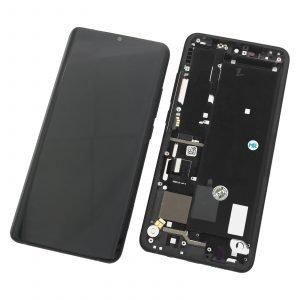 Pantalla completa con marco, Xiaomi Mi Note 10 Lite - Negro