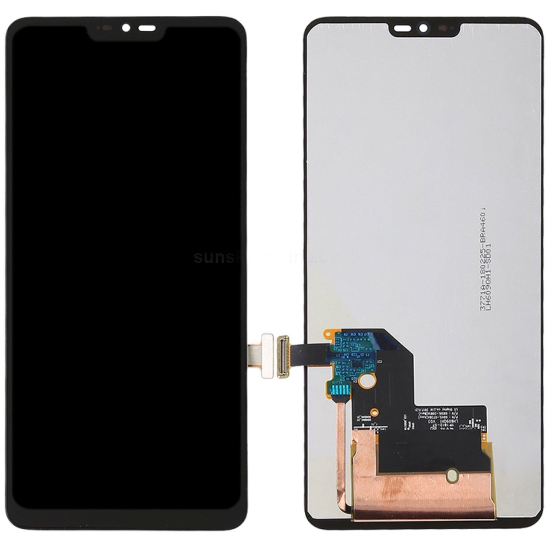 Pantalla display LCD y táctil, LG G7 ThinQ / G710 - Negro