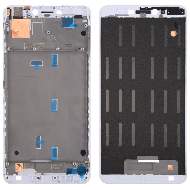 Carcasa frontal para display, Xiaomi Mi Max 2 - Blanco