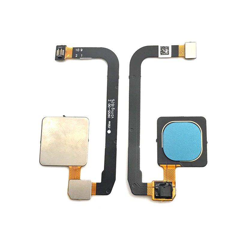 Flex con lector de huella, Xiaomi Mi Max 3 - Azul