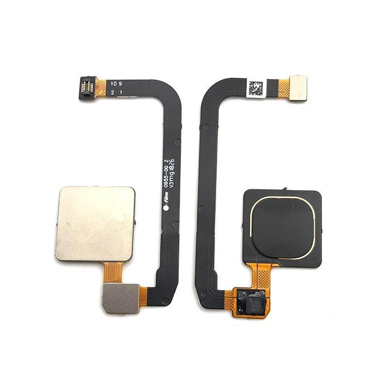 Flex con lector de huella, Xiaomi Mi Max 3 - Negro
