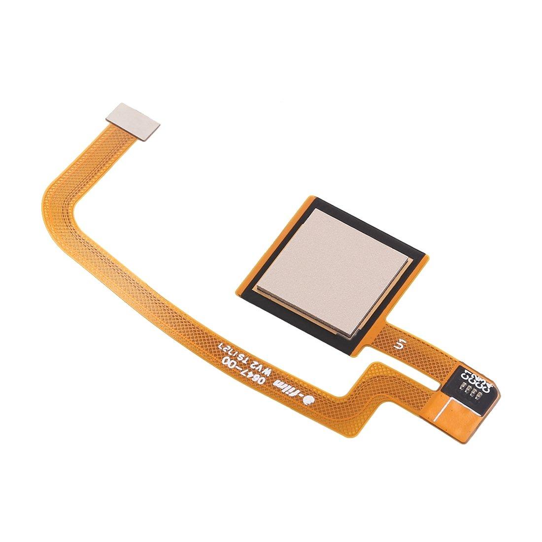 Flex con lector de huellas, Xiaomi Mi Max 2 - Dorado