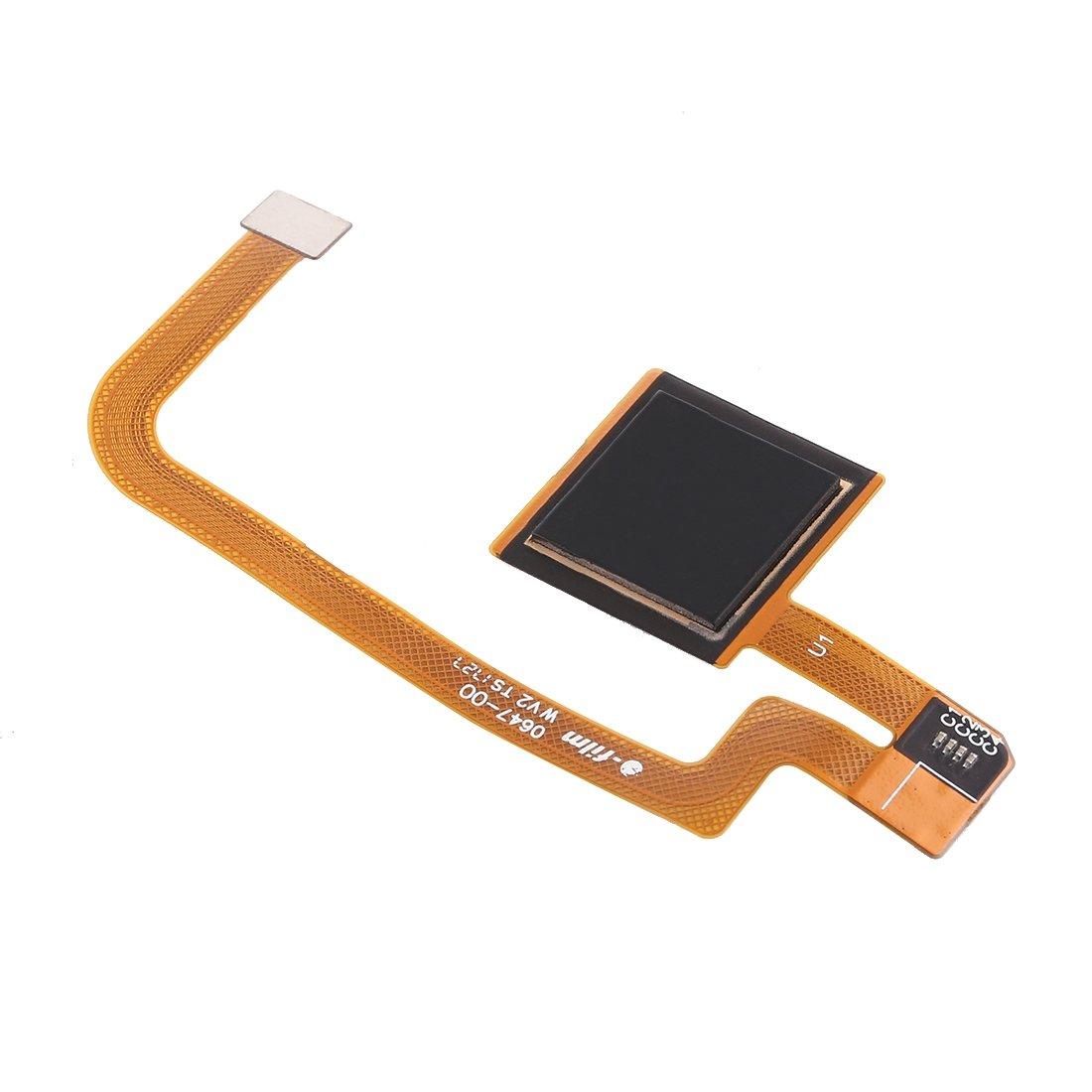 Flex con lector de huellas, Xiaomi Mi Max 2 -Negro