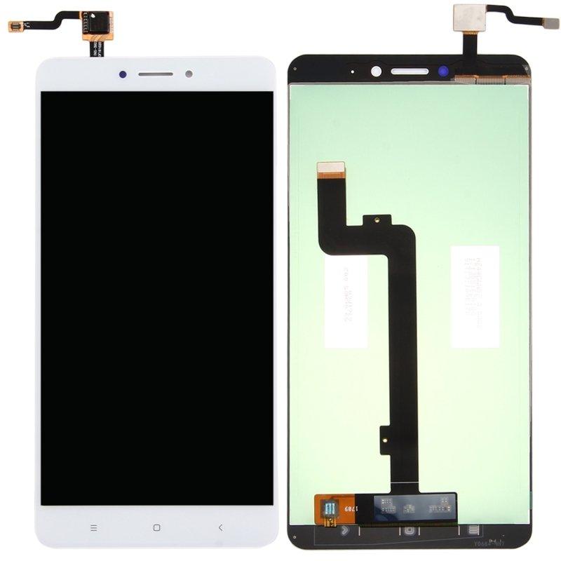 Pantalla completa sin marco, Xiaomi Mi Max 2 - Blanco