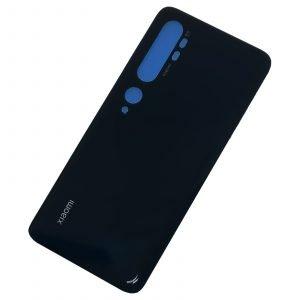 Tapa trasera para Xiaomi Mi Note 10 - Negro