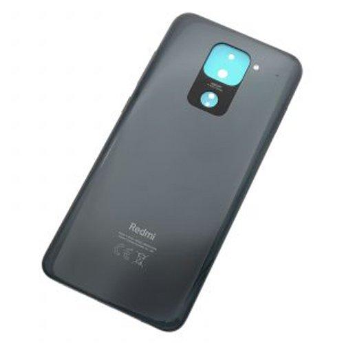 Tapa trasera para Xiaomi Redmi Note 9 y Redmi 10X 4G - Negro
