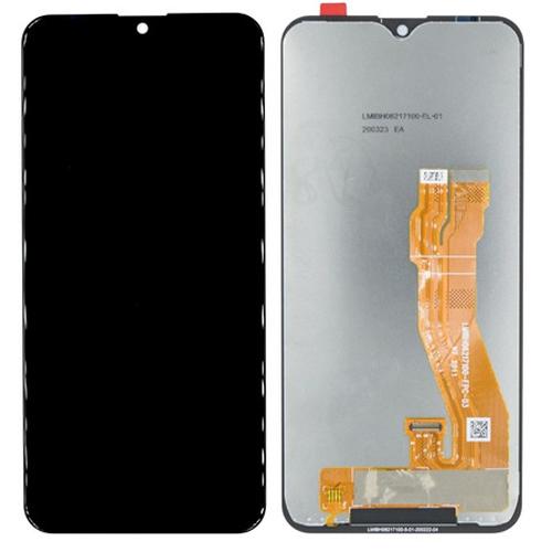 Pantalla completa sin marco para LG K22 2020 - Negro