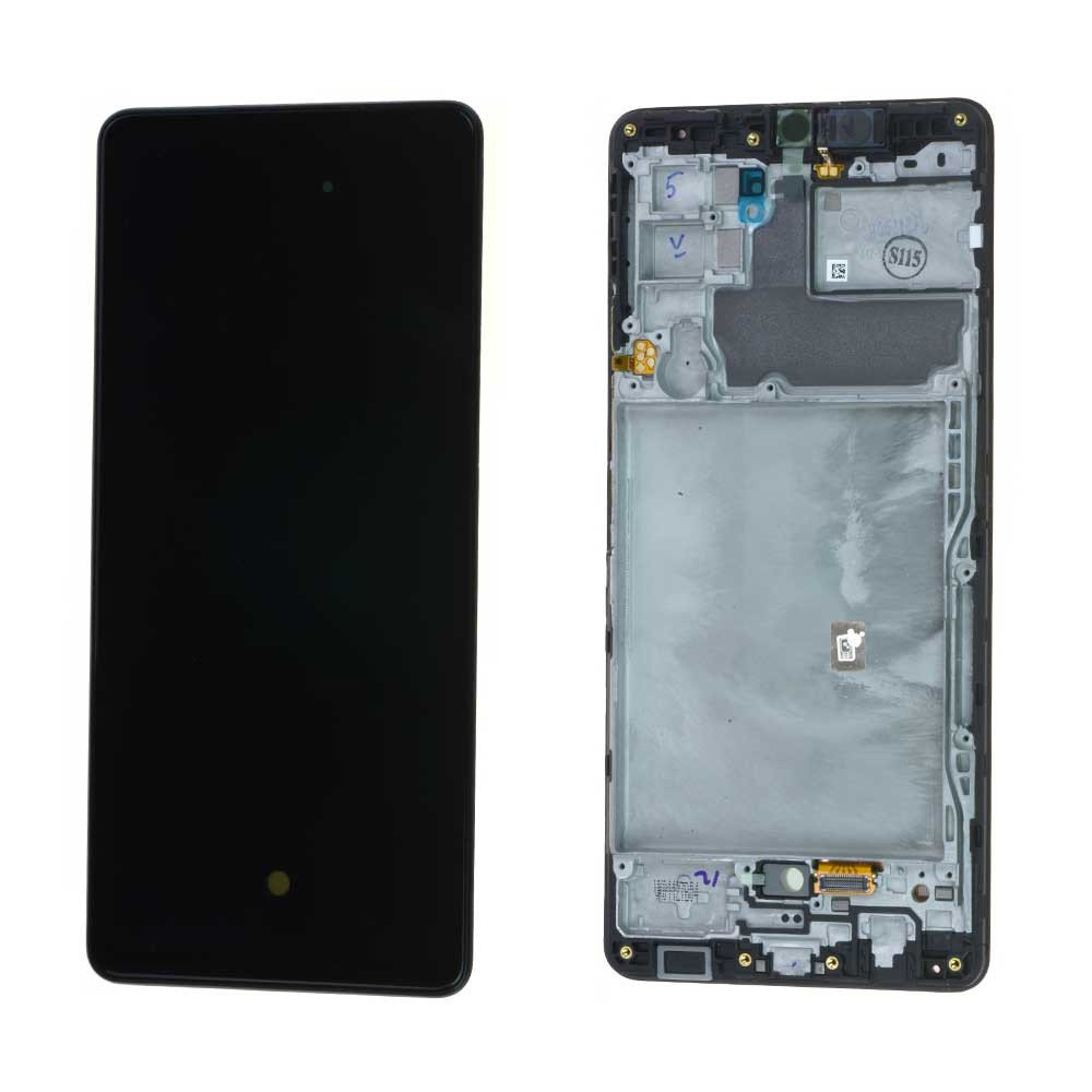 Pantalla Completa Original LCD Y Táctil  Samsung Galaxy A42 5G 2020 A426F - Negro