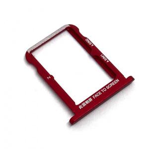 Bandeja-De-Tarjeta-SIM-Dual-para-Xiaomi-Mi-A2-Mi6X-Rojo
