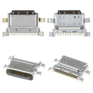 Conector de carga tipo c para Xiaomi Mi Note 10 y Mi Note 10 Lite.