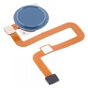 Flex con lector de huellas para LG K50S LM-X540 - Azul
