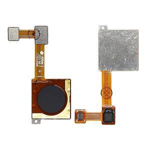 Flex con lector de huellas para Xiaomi Mi A2 / Mi6X - Negro