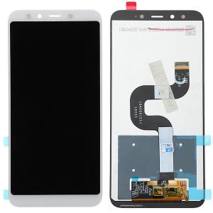 Pantalla completa sin marco para Xiaomi Mi A2 - Mi6X - Blanco