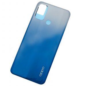 Tapa trasera para Oppo A53S 2020 CPH2135 - Azul