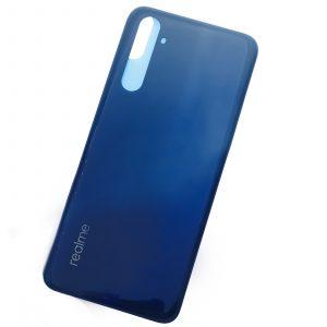 Tapa trasera para Realme 6 RMX2001 - Color Azul