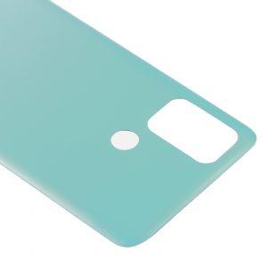 Tapa trasera para Realme C17 RMX2103 - Color Verde