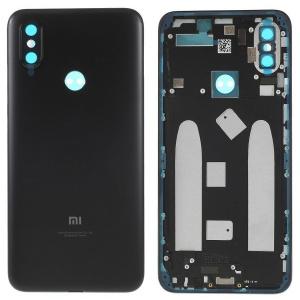 Tapa trasera para Xiaomi Mi A2 - Mi6X - Negro