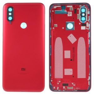 Tapa trasera para Xiaomi Mi A2 / Mi6X - Rojo