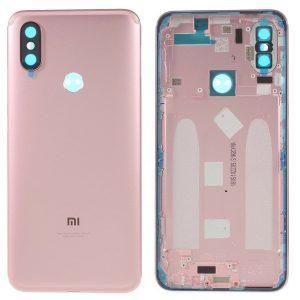 Tapa trasera para Xiaomi Mi A2 / Mi6X - Rosa
