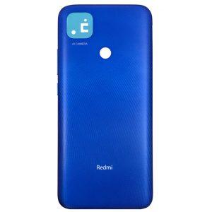 Tapa-trasera-para-Xiaomi-Redmi-9C-–-Azul