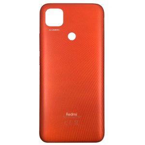 Tapa trasera para Xiaomi Redmi 9C – Naranja