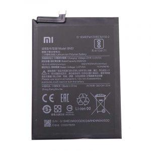 Batería BN53 para Xiaomi Redmi Note 9 Pro y Redmi Note 9 Pro Max