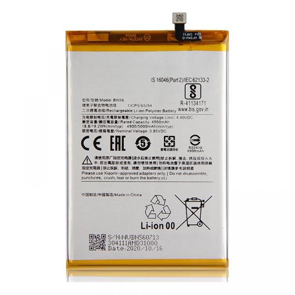 Batería BN56 para Xiaomi Redmi 9A y Redmi 9C