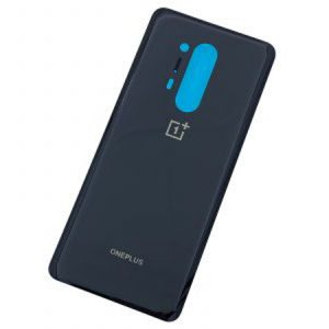Tapa trasera para OnePlus 8 Pro 5G - Negro