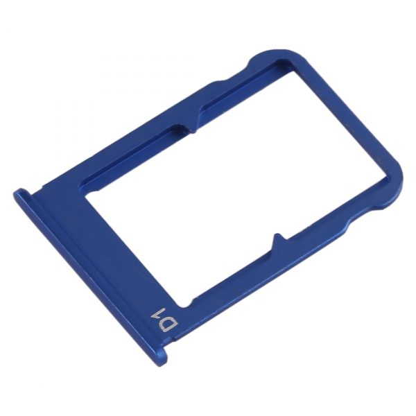 Pieza de repuesto bandeja de tarjeta SIM para móvil Xiaomi Mi Mix 3 - Azul