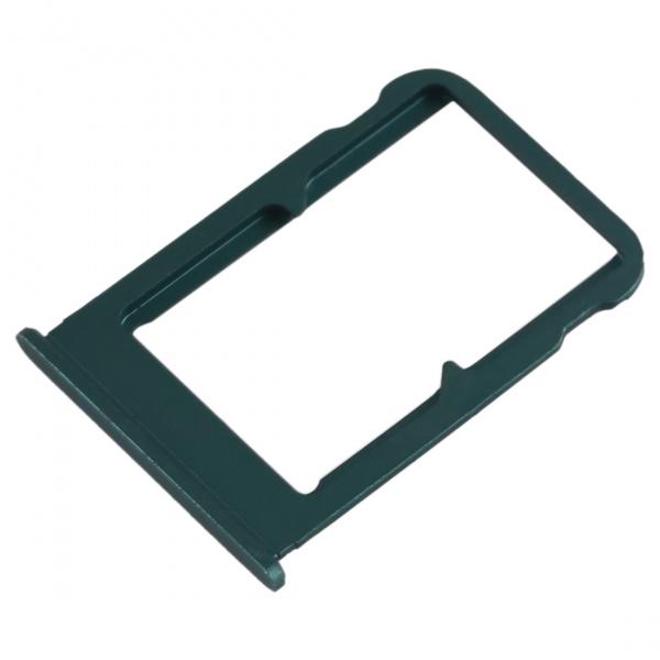 Pieza de repuesto bandeja de tarjeta SIM para móvil Xiaomi Mi Mix 3 - Verde