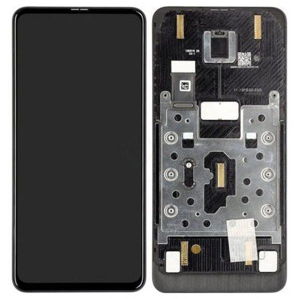 Pieza de repuesto pantalla con marcopara móvil Xiaomi Mi Mix 3