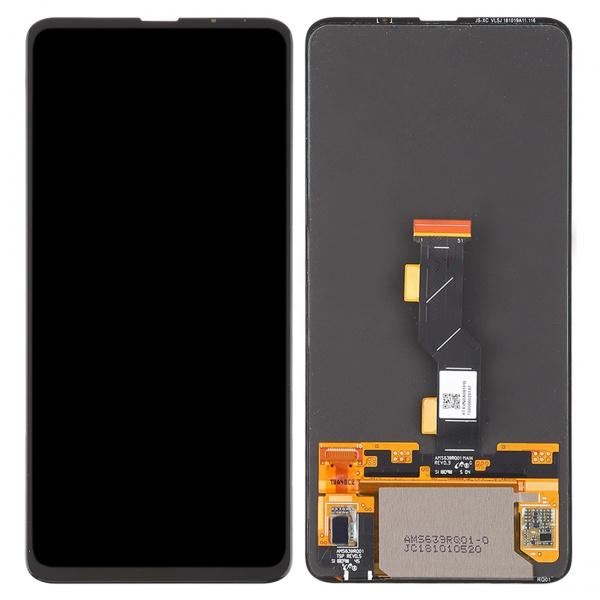 Pieza de repuesto pantalla display lcd y paneltáctilpara móvil Xiaomi Mi Mix 3.