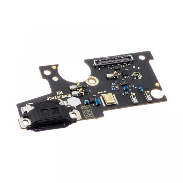Pieza de repuesto placa de carga con micrófono para móvil Xiaomi Mi Mix 3.