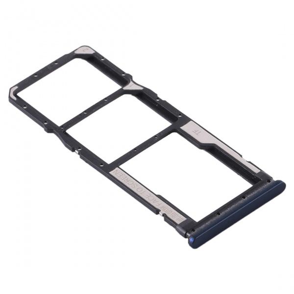 Bandeja de tarjeta SIM y Micro SD Xiaomi Redmi Note 9T - Negro