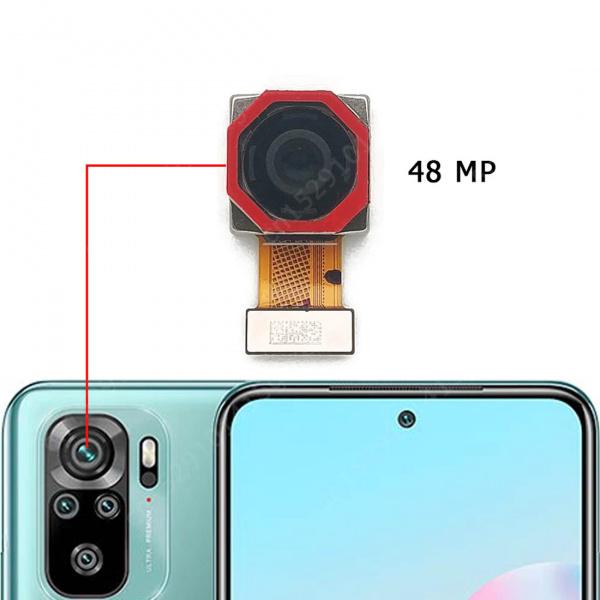 Cámara trasera para Xiaomi Redmi Note 10