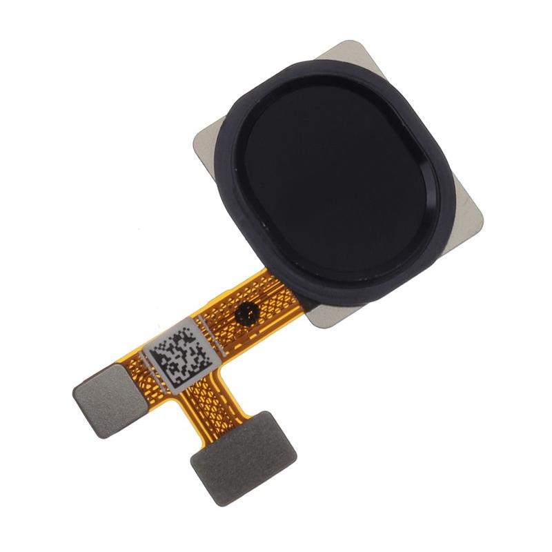 Flex con lector de huella para Samsung Galaxy A21 2020 A215F - Negro
