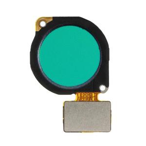 Flex con lector de huella para Huawei P40 Lite E - Verde