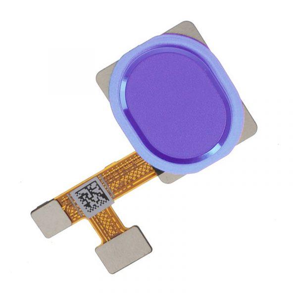 Flex con lector de huella para Samsung Galaxy A21 2020 A215F - Morado