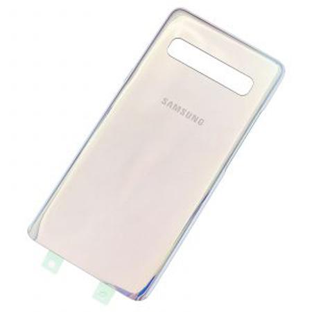 Tapa-Trasera-para-Samsung-Galaxy-S10-5G-G977B-Blanco