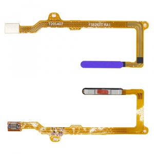 flex con lector de huellas para móvil Huawei P40 Lite - P40 Lite 5G -Morado