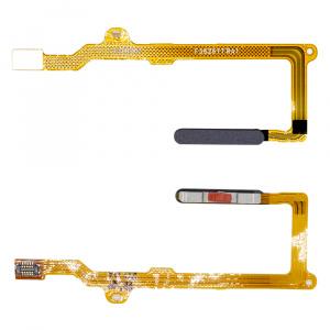 flex con lector de huellas para móvil Huawei P40 Lite - P40 Lite 5G -Negro