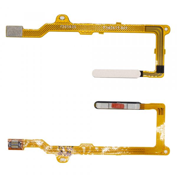 flex con lector de huellaspara móvil Huawei P40 Lite - P40 Lite 5G - Rosa
