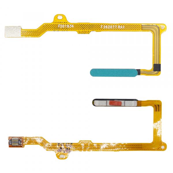 flex con lector de huellaspara móvil Huawei P40 Lite - P40 Lite 5G -Verde