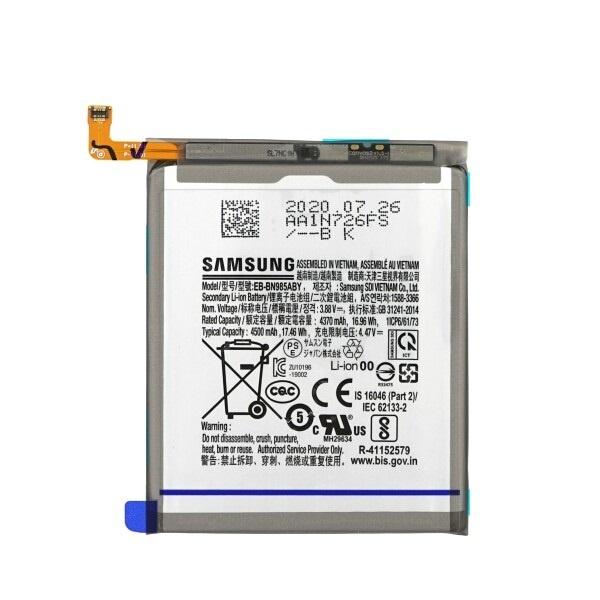 Batería EB-BN985ABY para Samsung Galaxy Note 20 Ultra 5G N986B / Note 20 Ultra N985F De 4500mAh